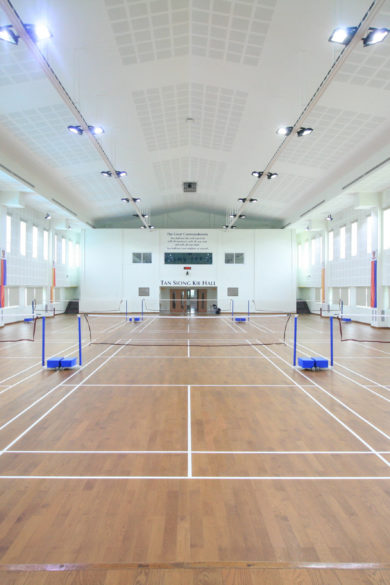 ACS - Badminton Court A