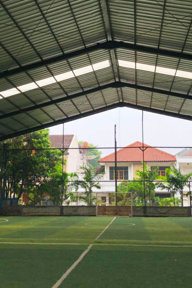 Bakjer Arena Futsal - Court D (February Promo Price)